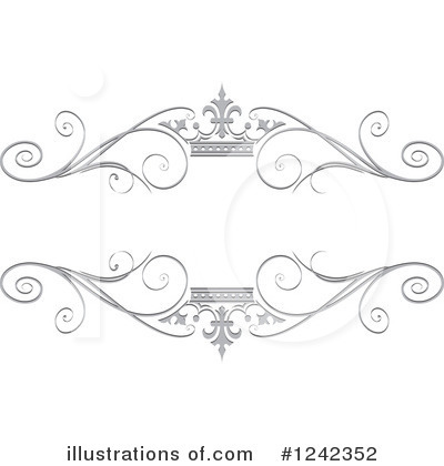 Wedding Frame Clipart #1242352 by Lal Perera