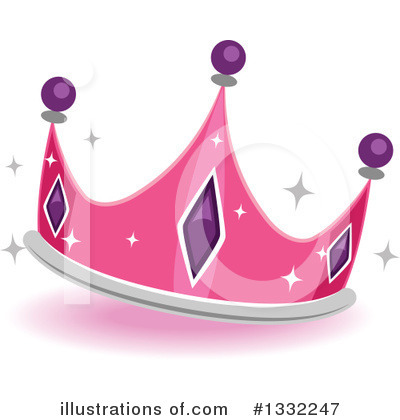 Tiara Clipart #1332247 by BNP Design Studio