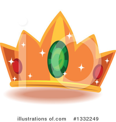 Tiara Clipart #1332249 by BNP Design Studio