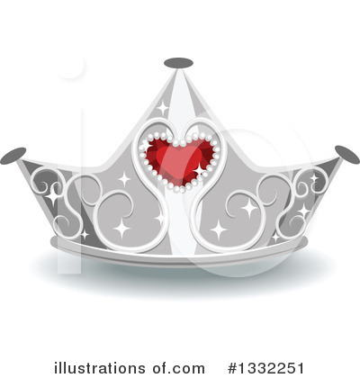 Tiara Clipart #1332251 by BNP Design Studio