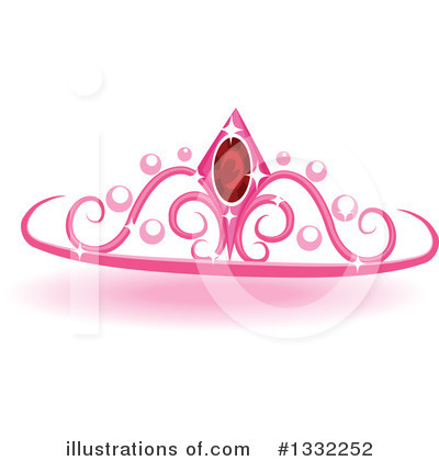 Tiara Clipart #1332252 by BNP Design Studio