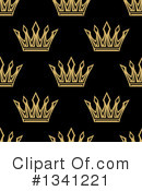 Crown Clipart #1341221 by Vector Tradition SM