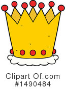 Crown Clipart #1490484 by lineartestpilot