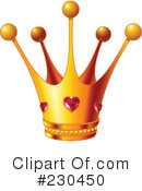 Crown Clipart #230450