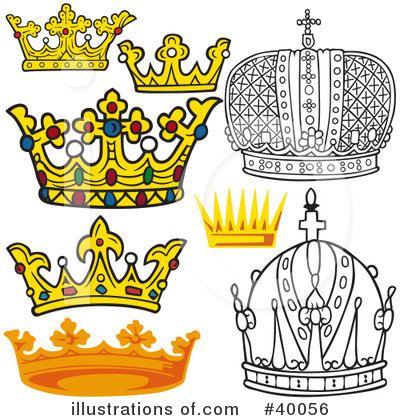 Crown Clipart #40056 by dero
