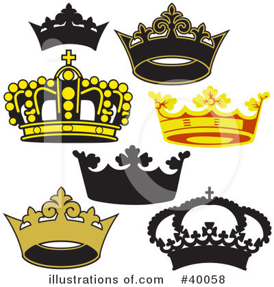 Crown Clipart #40058 by dero