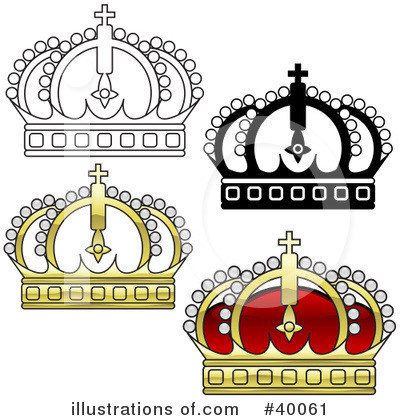 Crown Clipart #40061 by dero