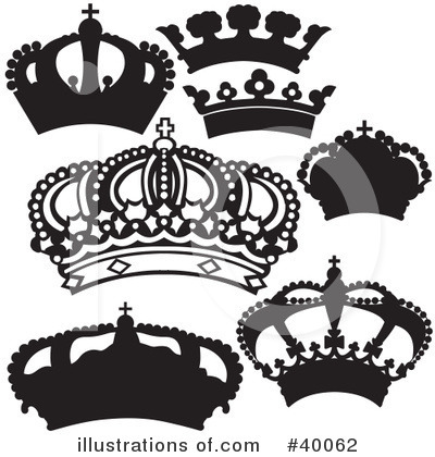 Crown Clipart #40062 by dero