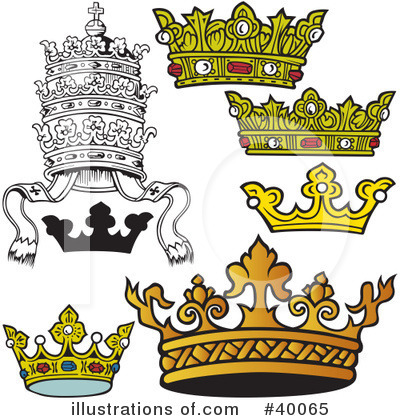 Crown Clipart #40065 by dero
