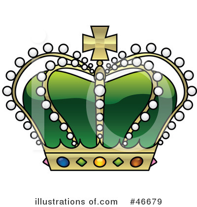 Crown Clipart #46679 by dero