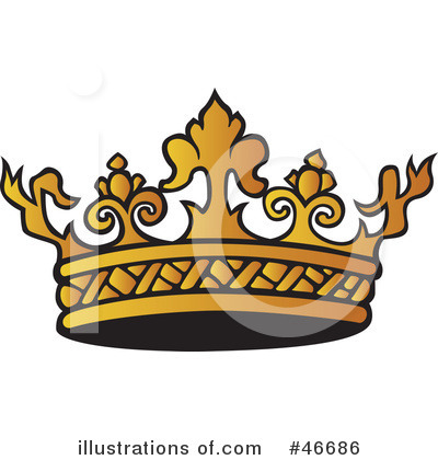 Crown Clipart #46686 by dero
