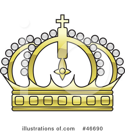 Crown Clipart #46690 by dero