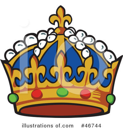 Crown Clipart #46744 by dero