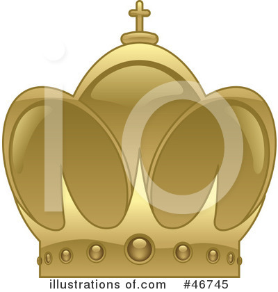 Crown Clipart #46745 by dero