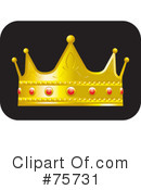 Crown Clipart #75731