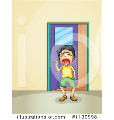 Royalty-Free (RF) Crying Clipart Illustration by Graphics RF - Stock Sample #1139998
