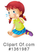 Crying Clipart #1361987 by Graphics RF