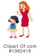 Crying Clipart #1362418 by Graphics RF