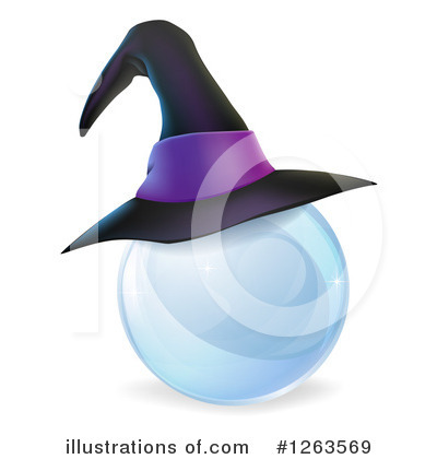 Witch Clipart #1263569 by AtStockIllustration