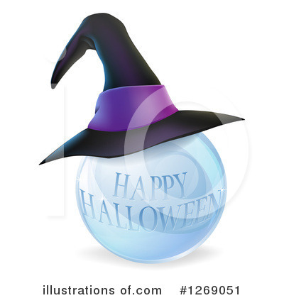 Witch Clipart #1269051 by AtStockIllustration
