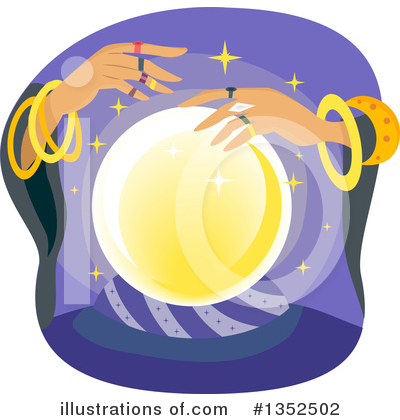 Magic Clipart #1352502 by BNP Design Studio