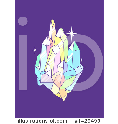 Crystal Clipart #1429499 by BNP Design Studio
