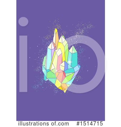 Royalty-Free (RF) Crystal Clipart Illustration by BNP Design Studio - Stock Sample #1514715