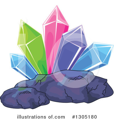 Crystal Clipart #1305180 by Pushkin