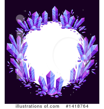 Crystal Clipart #1418764 by BNP Design Studio