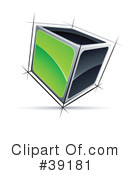 Cube Clipart #39181 by beboy