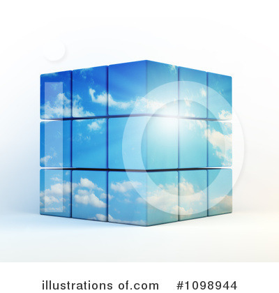 Clouds Clipart #1098944 by Mopic