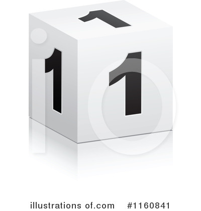 Numbers Clipart #1160841 by Andrei Marincas