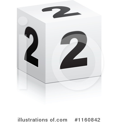 Numbers Clipart #1160842 by Andrei Marincas
