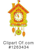 Cuckoo Clock Clipart #1263434 by Alex Bannykh