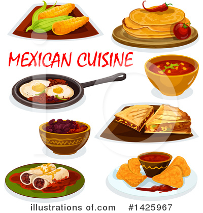 Nacho Clipart #1425967 by Vector Tradition SM