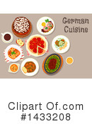 Cuisine Clipart #1433208 by Vector Tradition SM