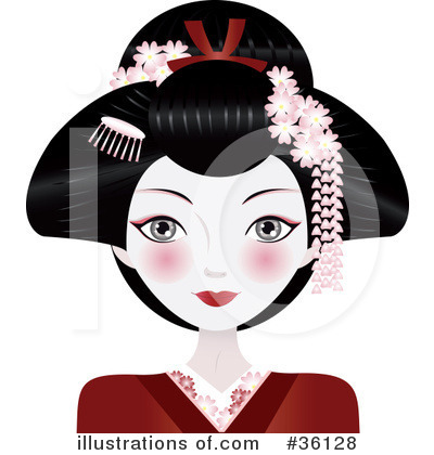 Asian Clipart #36128 by Melisende Vector
