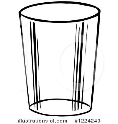 Royalty-Free (RF) Cup Clipart Illustration by Picsburg - Stock Sample ...