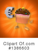 Cupcake Character Clipart #1386603 by Julos