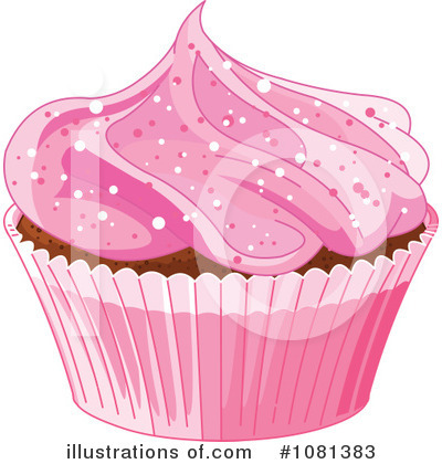 Cupcake Clipart #1081383 by Pushkin
