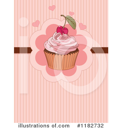 Cupcake Clipart #1182732 by Pushkin