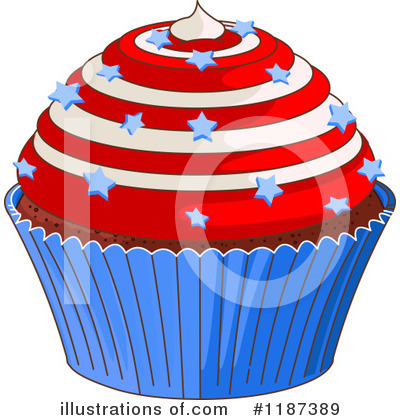 Cupcake Clipart #1187389 by Pushkin