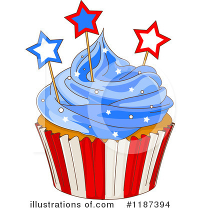 Cupcake Clipart #1187394 by Pushkin