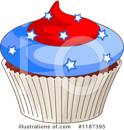 Cupcake Clipart #1187395 by Pushkin
