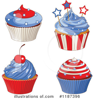 Cupcake Clipart #1187396 by Pushkin