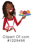 Cupcake Clipart #1229496 by peachidesigns