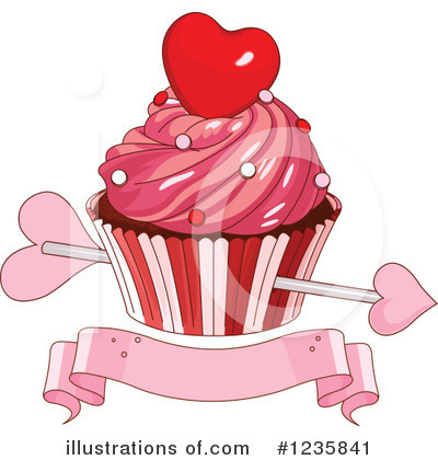 Cupcake Clipart #1235841 by Pushkin