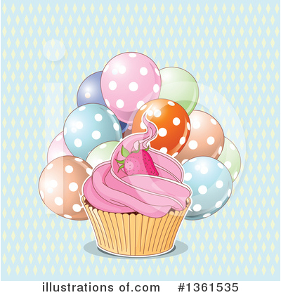 Birthday Party Clipart #1361535 by Pushkin