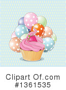 Cupcake Clipart #1361535 by Pushkin