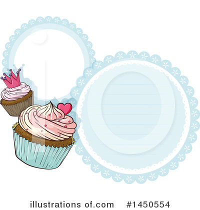 Cupcake Clipart #1450554 by Graphics RF